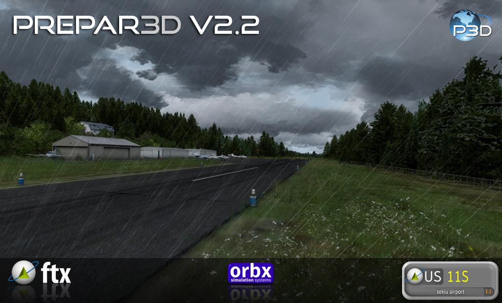 Prepar3d V 2.2 Торрент